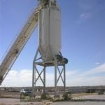 (1) 135 Ton Standard Havens Silo System 3