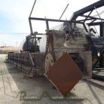 (2) Stationary 100 Ton Almix Silos 4