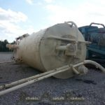 400bbl Stationary Dust Silo 1