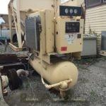 Quincy 40hp Screw Compressor 1