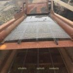 Deister 4×10 Double-Deck Scalping Screen (4)