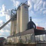 (5) Dillman 200-ton Silos