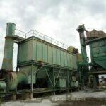 Astec 70,000 CFM Baghouse Reliable Asphalt Products (1)