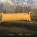 Gencor 150-ton Weigh Batcher Silo Reliable Asphalt (1)