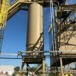 Gencor 150-ton Weigh Batcher Silo Reliable Asphalt (2)