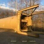 Gencor 150-ton Weigh Batcher Silo Reliable Asphalt (4)