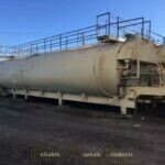 Gencor Portable 30,000 AC Tank Reliable Asphalt (1)