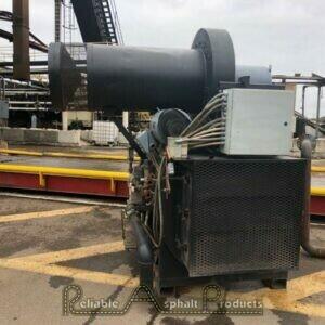 Gencor Fuel Burner
