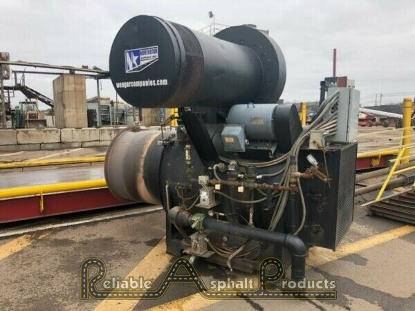 Gencor Fuel Burner