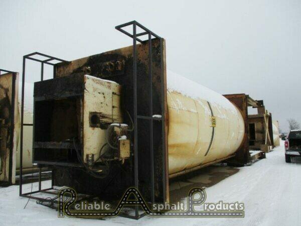 CMI 200-ton Silo Reliable Asphalt Products