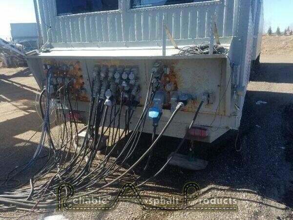 Cedarapids POortable 200-tph Parallel Flow Drum Plant Reliable Asphalt (1)