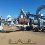 Cedarapids POortable 200-tph Parallel Flow Drum Plant Reliable Asphalt (4)