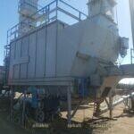 Cedarapids POortable 200-tph Parallel Flow Drum Plant Reliable Asphalt (5)