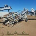 Cedarapids POortable 200-tph Parallel Flow Drum Plant Reliable Asphalt (6)
