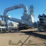 Cedarapids POortable 200-tph Parallel Flow Drum Plant Reliable Asphalt (7)