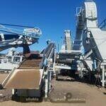 Cedarapids POortable 200-tph Parallel Flow Drum Plant Reliable Asphalt (9)