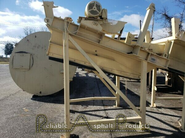 Deister 4x8 Single Deck Screen Reliable Asphalt Products (1)