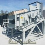 Deister 4'x8′ Double Deck Screen Reliable Asphalt Products (1)