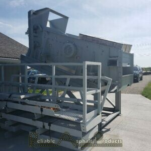 NEW Deister 4'x'8 Double Deck Screen