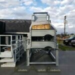 Deister 4'x8′ Double Deck Screen Reliable Asphalt Products (3)