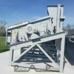 Deister 4'x8′ Double Deck Screen Reliable Asphalt Products (4)