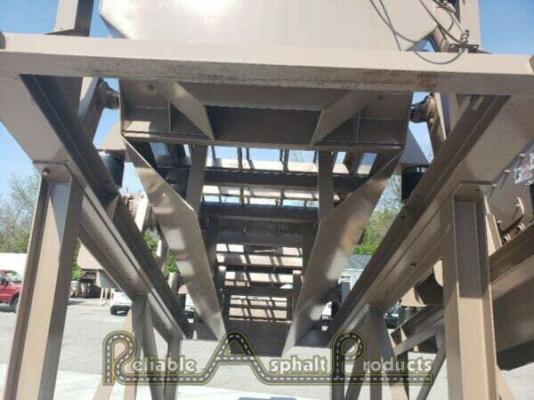 NEW Deister 5'x12' Double Deck Screen