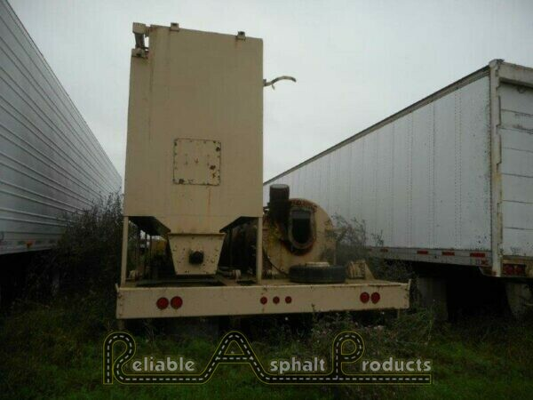 1996 Thermotech Portable Soli Remediation Plant
