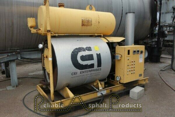 BDM Portable CF Drum Plant