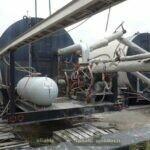 Dillman Portable Counterflow Drum Plant Reliable Asphalt Products (3)