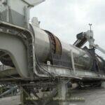 Dillman Portable Counterflow Drum Plant Reliable Asphalt Products (4)