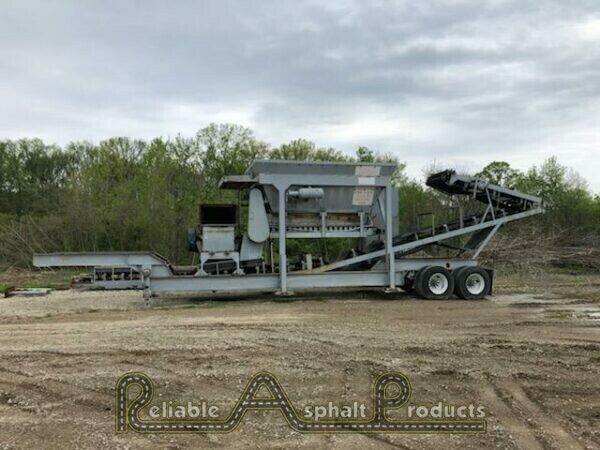 Gencor Portable Hammermill Recycle System