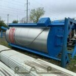Hy-Way 5.0 mbtu Vertical Hot Oil Heater Reliable Asphalt Products (1)