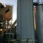 Meeker 20,000-gallon Vertical Fuel Tank Reliable Asphalt Products (1)
