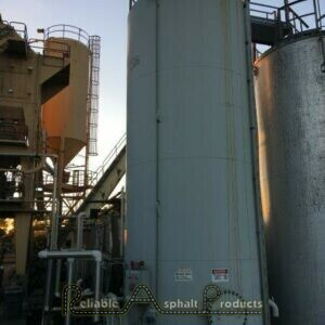 Meeker 20,000-gallon Vertical Fuel Tank
