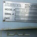 Meeker 20,000-gallon Vertical Fuel Tank Reliable Asphalt Products (4)