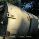 CMI Portable 500 BBL Mineral Filler Silo Reliable Asphalt Products (10)