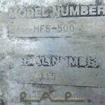 CMI Portable 500 BBL Mineral Filler Silo Reliable Asphalt Products (5)