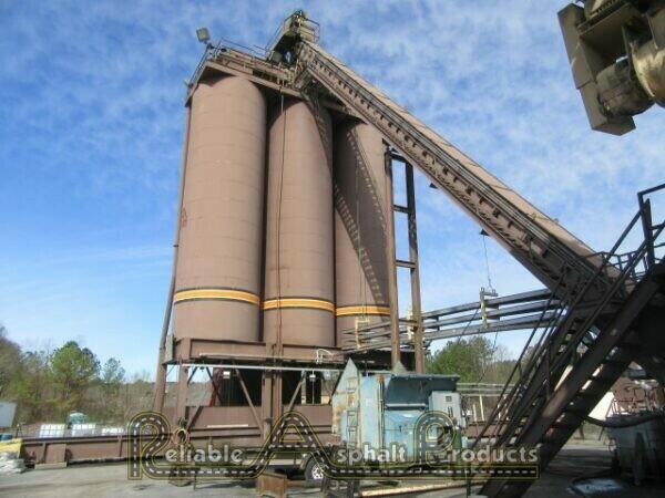 Astec Double Barrel Plant