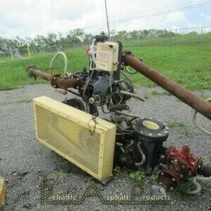 """Burke 3"""" AC Pump Meter Skid"""