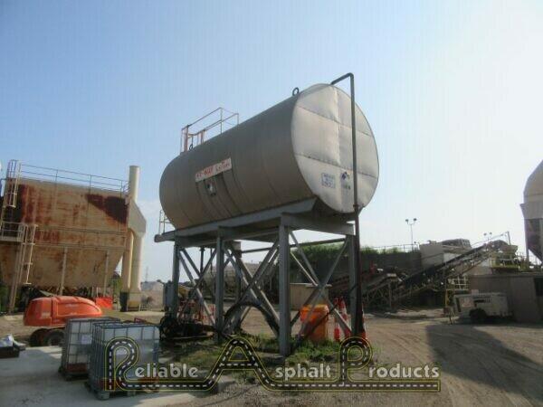 Two Hy-Way 12,000-gallon Tack Tanks